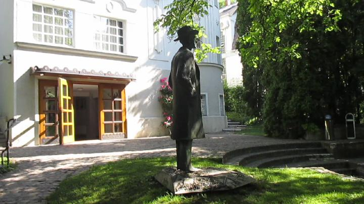 Béla Bartók Memorial House