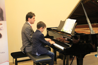 Piano education for children - Bálint Takács