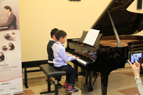 Piano education for children - Jeffrey Ran and William Ma