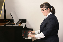 Piano education for adults - Beáta Bibók