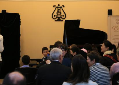Hangrózsa Zongoraiskola névadó koncert