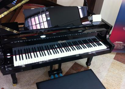 Essex Grand Piano EGP 155 designed by Steinway & Sons