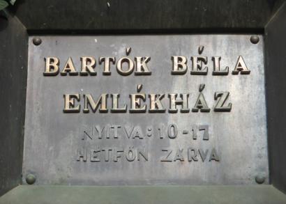 BTM Bartók Béla Emlékház