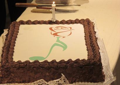 Szülinapi torta - a Hangrózsa Zongoraiskola növendékhangversenye