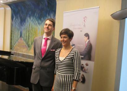 5. HANGRÓZSA - Dr. Kiss-Polauf Marianna és Juhász Balázs zongoratanár
