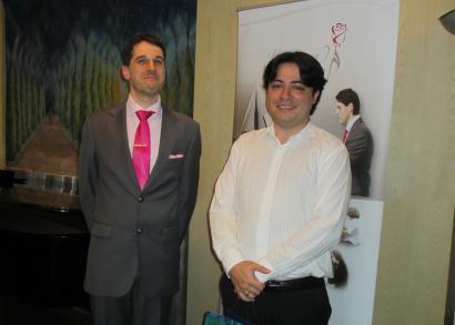 5. HANGRÓZSA - Balázs János zongoraművész és tanítványa, Juhász Balázs zongoratanár