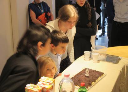 6. HANGRÓZSA - születésnapi Bounty torta