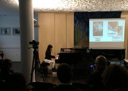 Delancy Si - a Hangrózsa Zongoraiskola növendékhangversenye