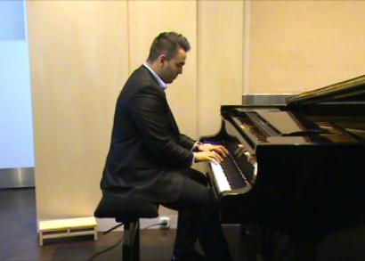 Csipkés Sándor zongoraművész