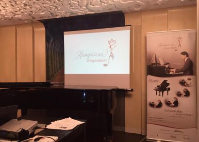 A Hangrózsa Zongoraiskola növendékhangversenye